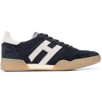 'H357' Sneakers mit Monogramm
