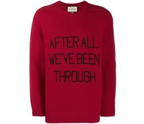 'After All' Pullover