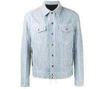 - Jeansjacke mit Verzierungen - men