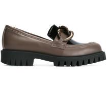 Loafer mit Verzierung