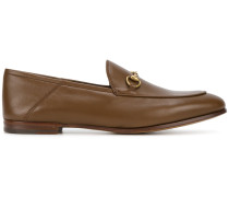 'Brixton' Loafer mit Horsebit-Spange - women