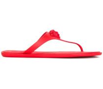 Medusa Palazzo thong sandals