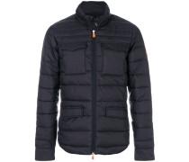padded short coat