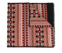 - Garavani Schal mit Ethno-Muster - men