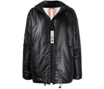 Gesteppte Oversized-Jacke