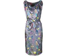 Shore draped dress