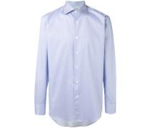 Locker geschnittenes Hemd - men - Baumwolle - 41