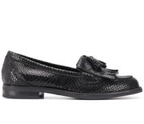 'Klarke' Loafer mit flachem Absatz