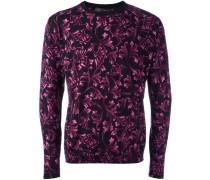 'Barocco' Pullover mit Print