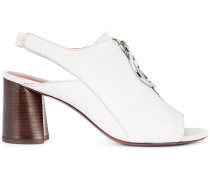- 'Drum' Sandalen mit Reißverschluss - women