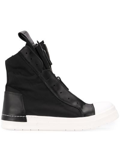 '110M' High-Top-Sneakers