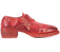 Derby-Schuhe mit Absatz