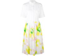 - Kleid mit floralem Print - women - Baumwolle