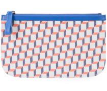 Portemonnaie mit geometrischem Muster - women