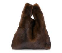 'Furissima' Handtasche mit Nerz