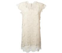 Besticktes Kleid - women - Seide/Polyester - 44