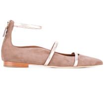 'Robyn' Ballerinas - women - Calf Suede/Leder