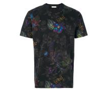 T-Shirt mit floralem Print - men - Baumwolle - S