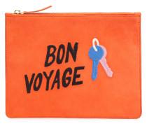 'Bon Voyage' Clutch