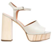 plaform sandals