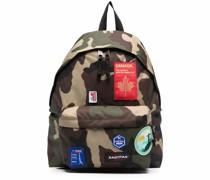 Tranzpack Rucksack mit Patches