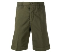 Chino-Shorts mit Stretchanteil