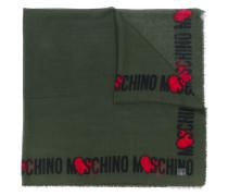 heart logo scarf