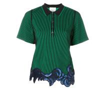 Poloshirt mit Pailletten - women