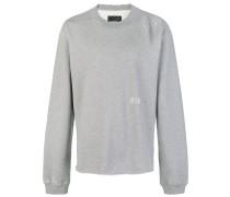 Sweatshirt mit Distressed-Optik