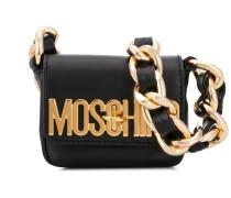 Mini Handtasche mit Logo