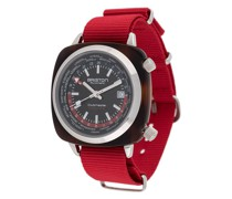 'Clubmaster World Time' Armbanduhr, 42mm