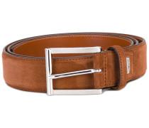 - classic belt - men - Wildleder - 100