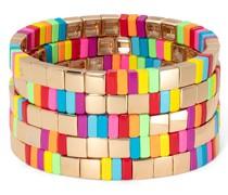 Chasing Rainbows Armband-Set