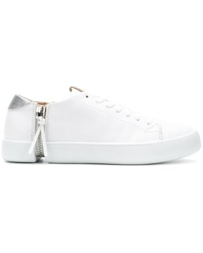 Sneakers mit seitlichen Reißverschlüssen