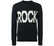 'Rock' Pullover