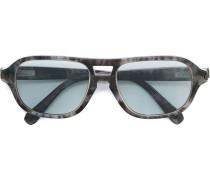 Sonnenbrille in Schildpattoptik - men - Acetat