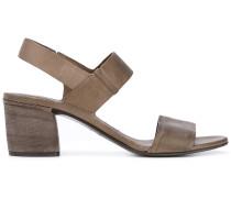 Sandalen mit Slingback-Knöchelriemen