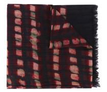 frayed edge scarf - men - Wolle - Einheitsgröße