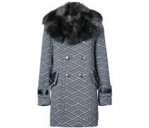 double brestead coat
