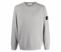 Sweatshirt mit Kompass-Patch