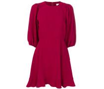 flared shift dress