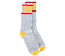 Tomorrow print socks