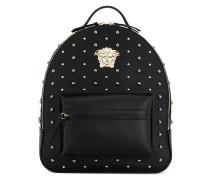 studded Medusa backpack