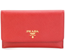 Portemonnaie mit Logo-Stempel