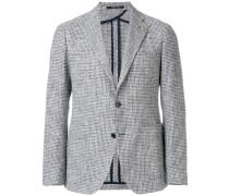 peak lapels blazer