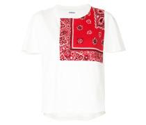 bandana jacquard T-shirt