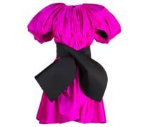 Ausgestelltes Oversized-Kleid