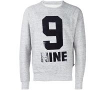 """Sweatshirt mit """"9""""-Motiv"""