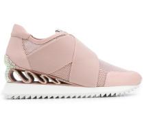 Sneakers mit Wedge-Sohle