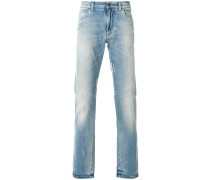 Jeans im UsedLook